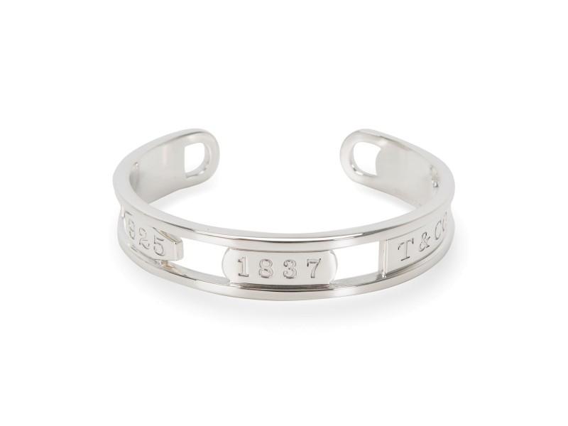 Tiffany & Co. 1837 Cuff in Sterling Silver