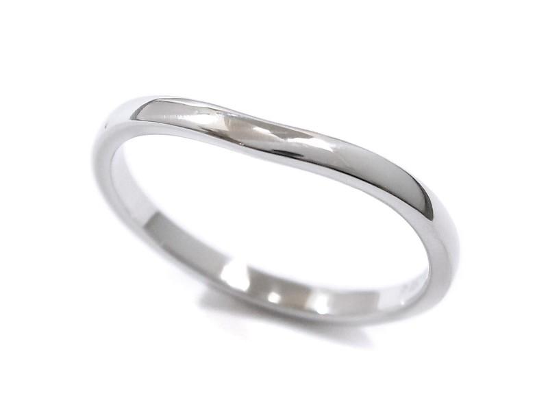 Cartier Ballerine Ring Platinum Size 8.75