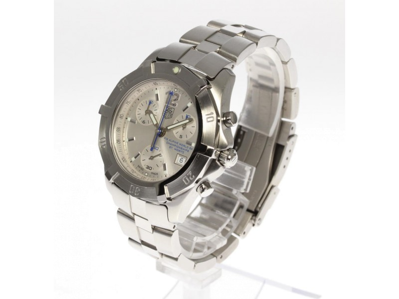 Tag Heuer Exclusive Chronograph CN111C 39mm Mens Watch