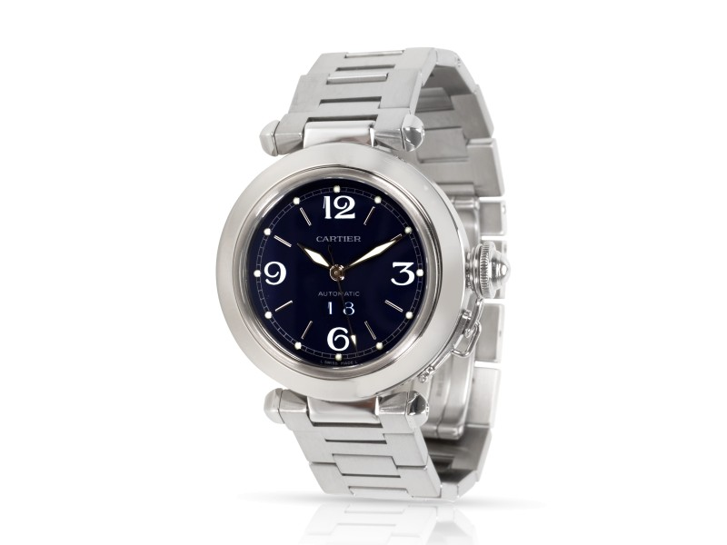 Cartier Pasha W31047M7 35mm Unisex Watch