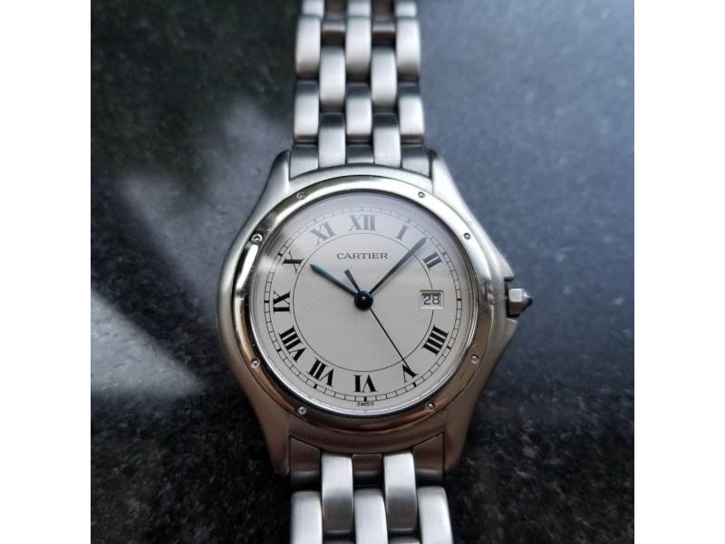 Cartier Panthere 987904 33mm Unisex Watch
