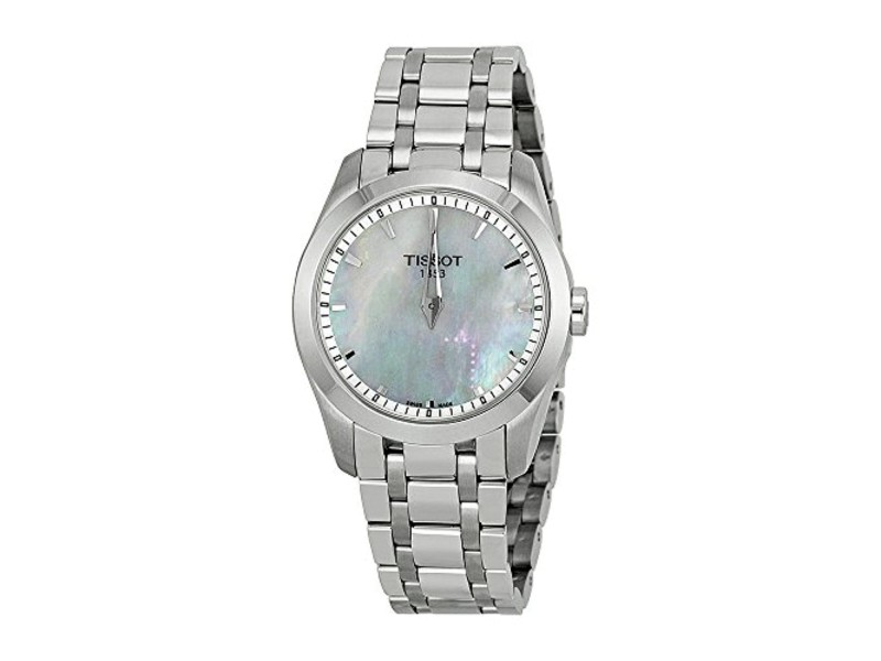 Tissot Couturier T035.246.11.111.00 33mm Womens Watch