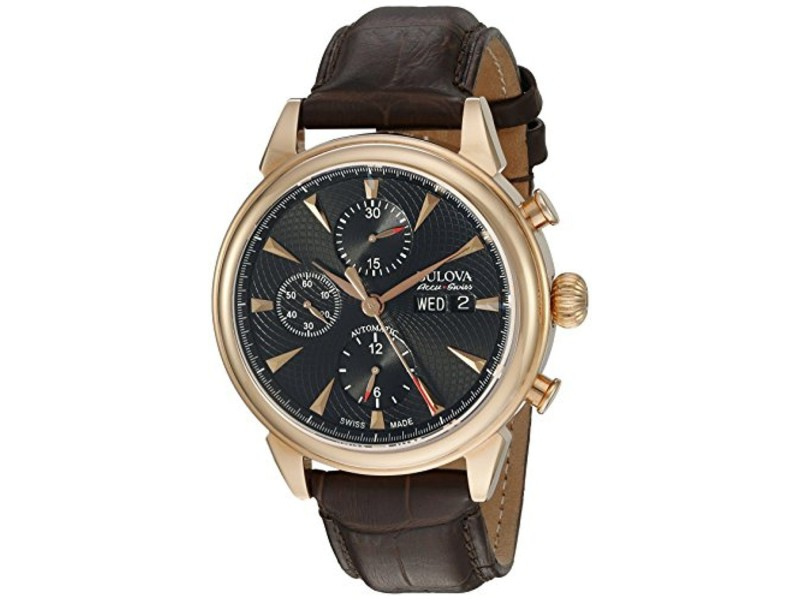 Bulova Automatic STAINLESS 42mm Mens Watch