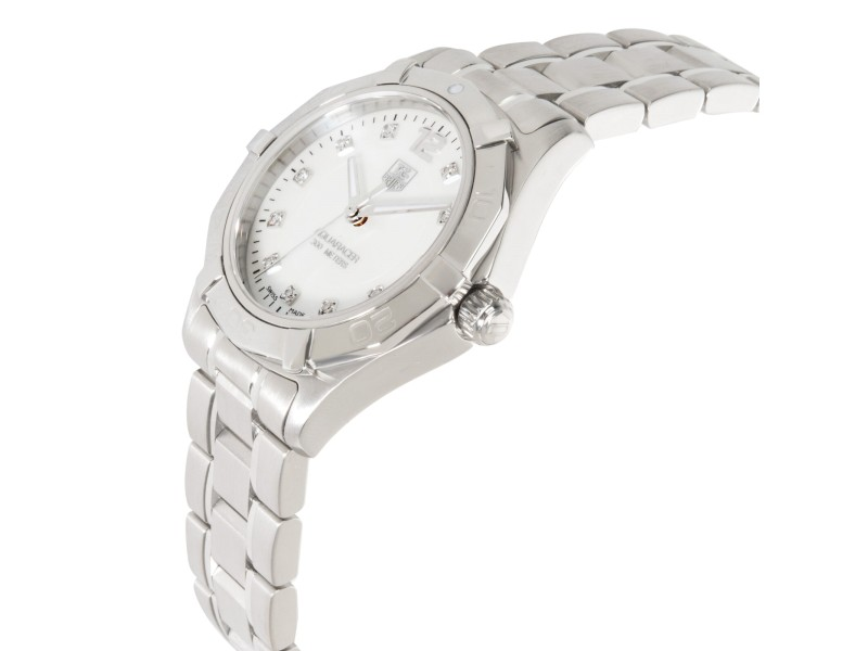 Tag Heuer Aquaracer WAF1312.BA0817 Unisex Watch in  Stainless Steel