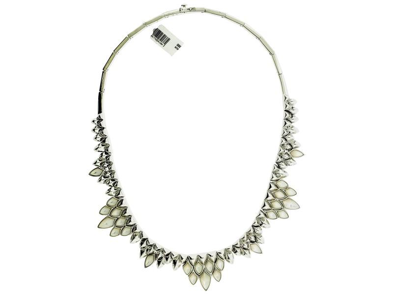Stephen Webster Superstone Mother Of Pearl Crystal Haze Necklace