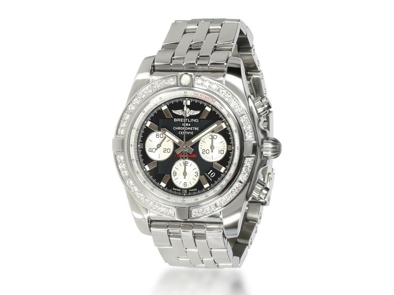 Breitling Chronomat 44 AB011053/B967 Men's Watch in  Stainless Steel