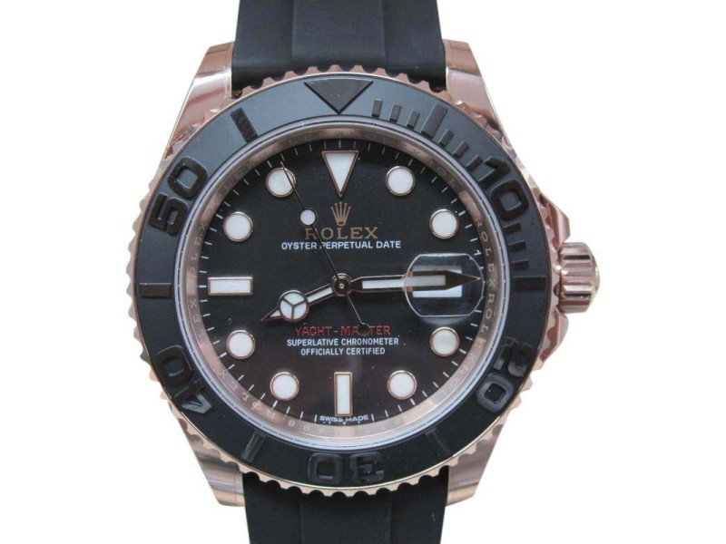 Rolex Yachtmaster 116655 40mm Mens Watch
