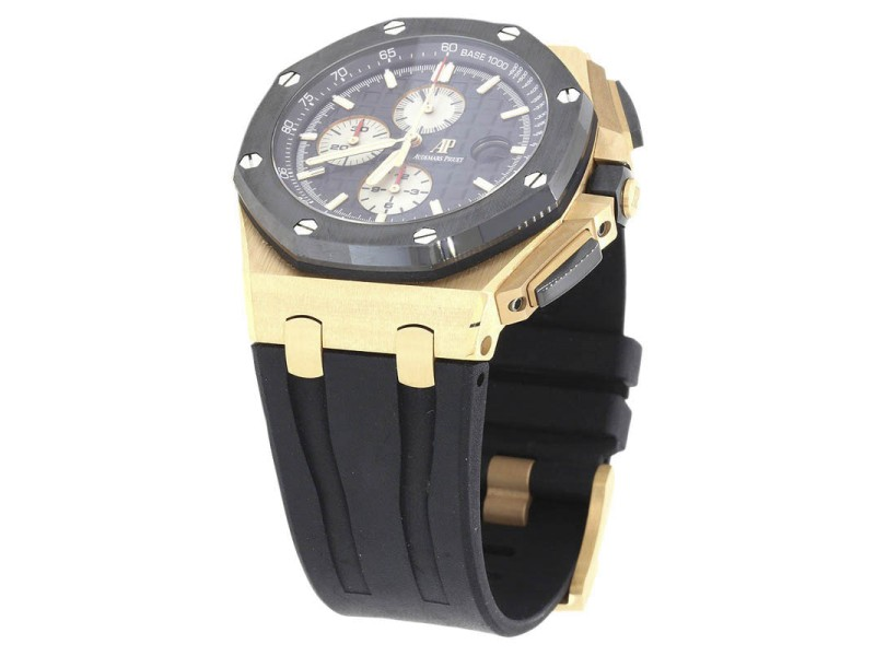 Audemars Piguet Royal Oak Offshore 26400RO 44mm Mens Watch