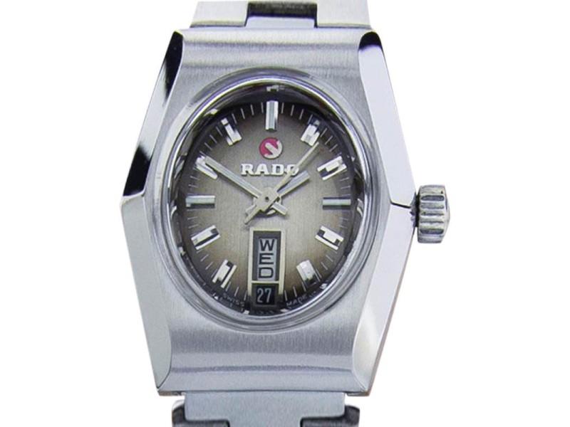 Rado Shangrila Swiss Made Automatic Vintage c1960s Watch