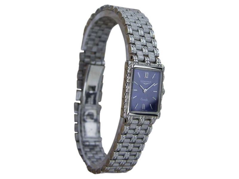 Longines Flagship Stainless Steel 18mm Womens Watch