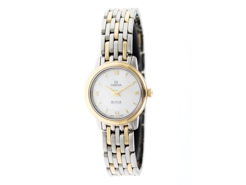 Omega Deville Prestige 424.20.24.60.05.001 24mm Womens Watch