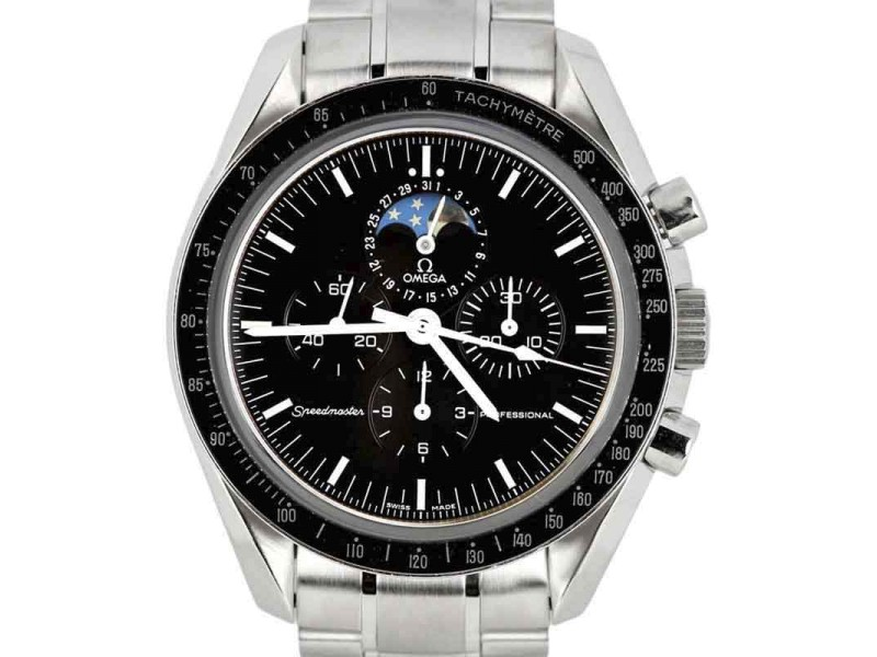 Omega Speedmaster 3576.50.00 42mm Mens Watch