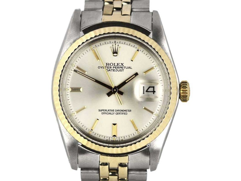 Rolex Datejust 1601 36mm Unisex Watch