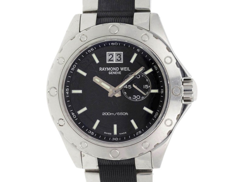 Raymond Weil Sport 8300-STR-20001 44mm Mens Watch