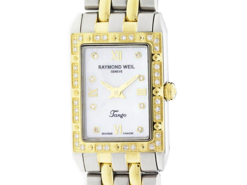 Raymond Weil Tango 5971-SPS-00995 18.5mm Ladies Watch