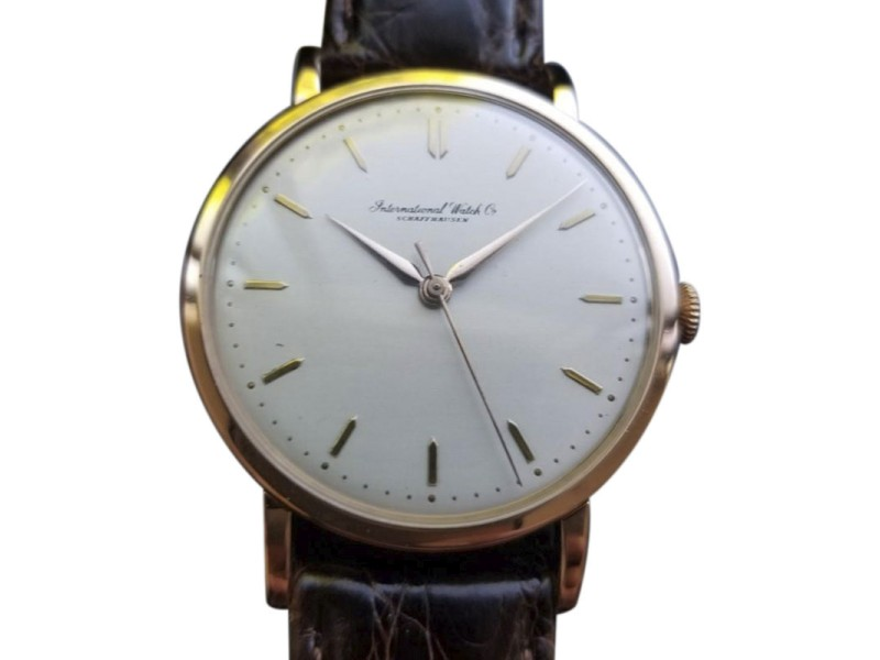 IWC Vintage 35mm Mens Watch