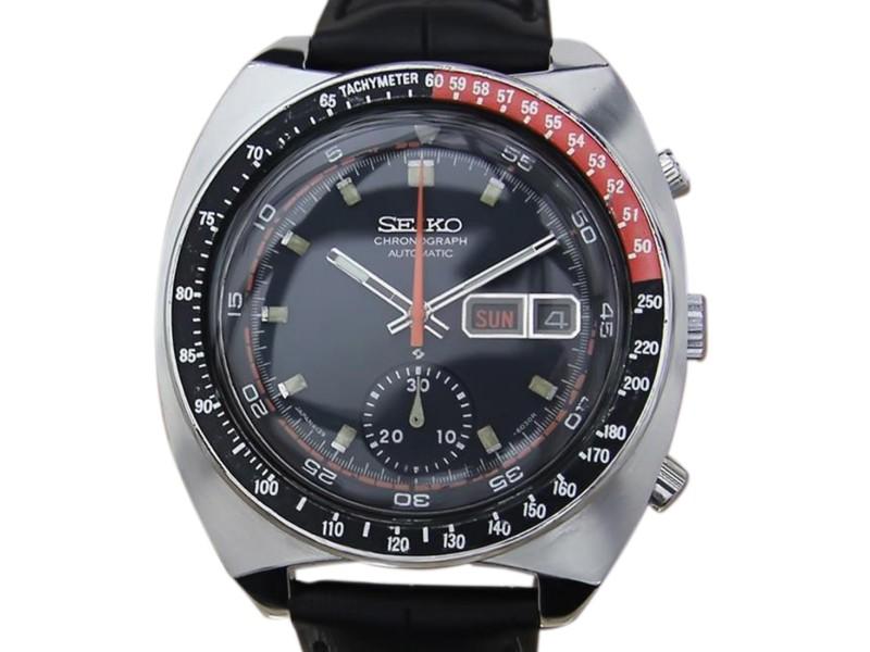 Seiko 6139 - 6002 41mm Mens Watch