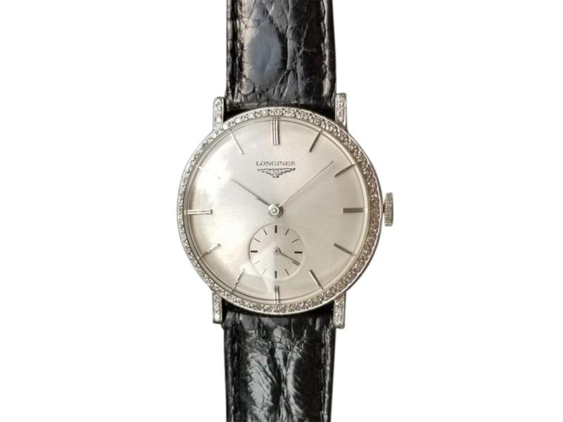 Longines Dress Vintage 32mm Mens Watch