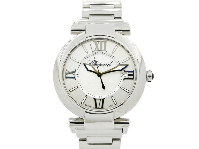 Women's Chopard Woman Imperiale Stainless Steel w/ White Dial 388531 - 3003