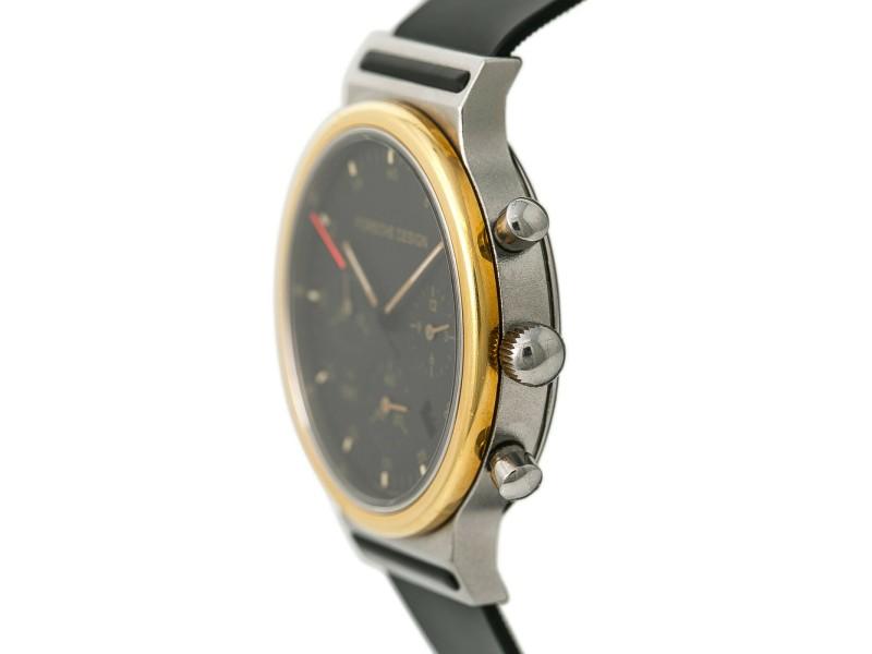 IWC Porsche Design IW3720 Steel 32mm Watch