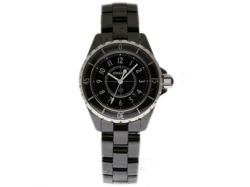 Chanel J12 H0682 Ceramic 33.0mm Women Watch