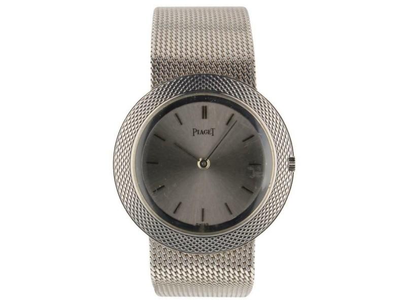Piaget Classic 9117 B11 Steel Women Watch