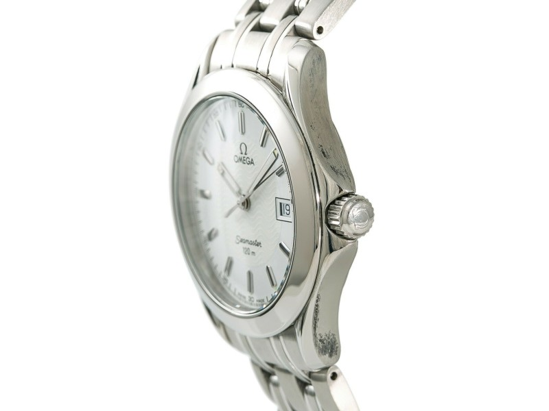 Omega Seamaster 196.1501 Steel 36mm Watch