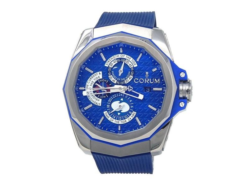 Corum Admiral's Cup AC-One Tides Titanium Automatic Men's Watch A277/02401