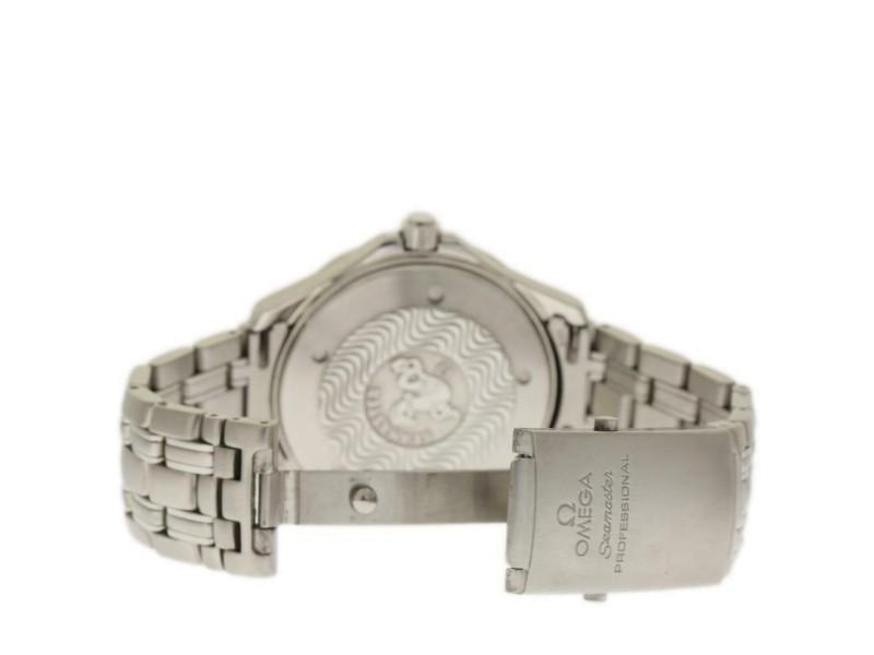 Omega Seamaster 168.1623 Steel 41.0mm Watch