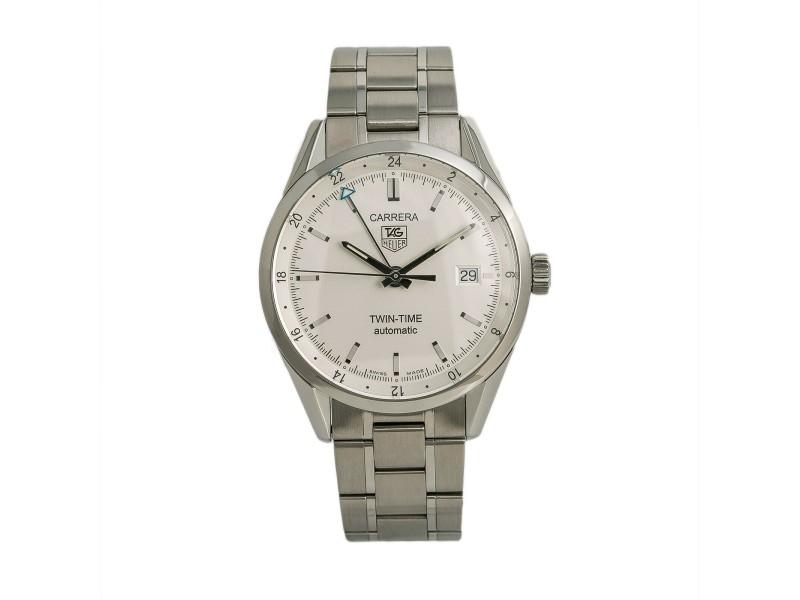 Tag Heuer Carrera WV2116 Steel 36mm Watch