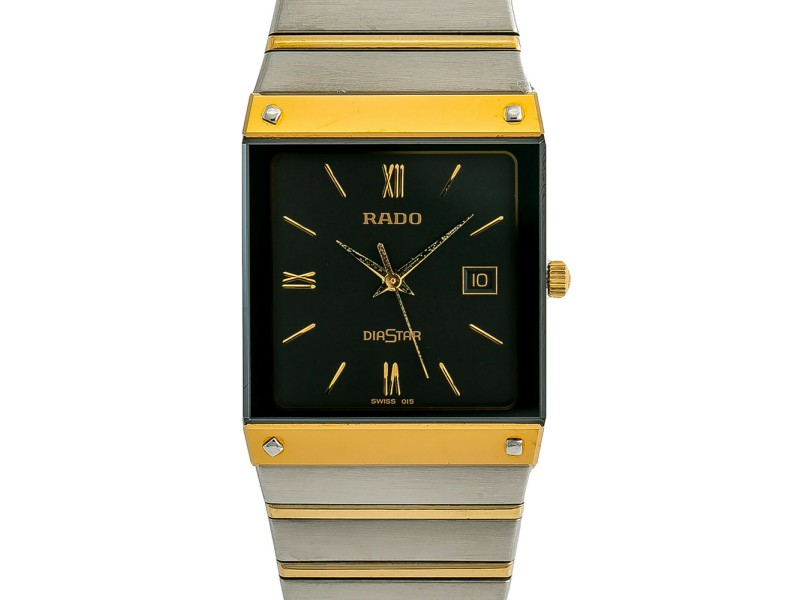 Rado Diastar 129.0271 Steel 27mm  Watch (Certified Authentic & Warranty)