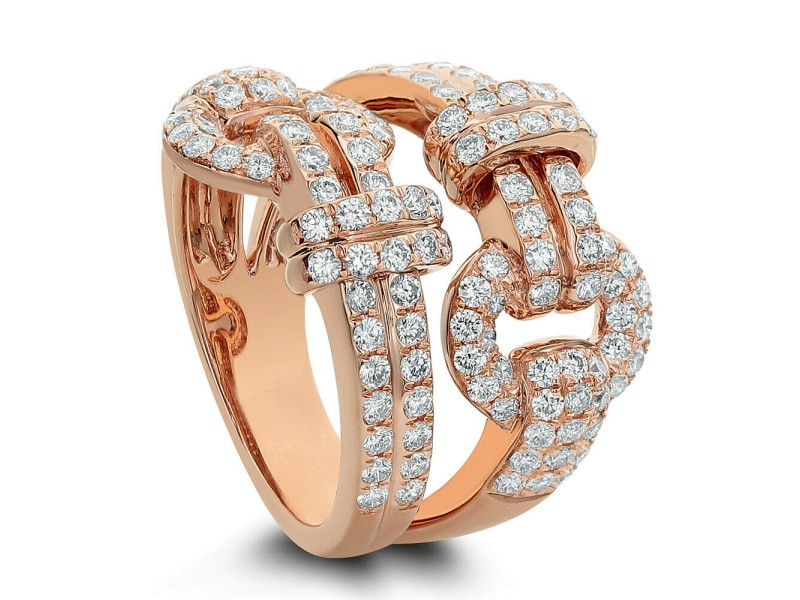 Fashion Ring with 1.55ct. of Total Diamond Weight
