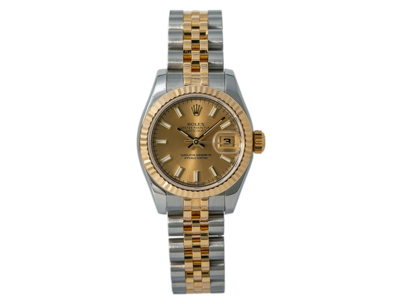 Rolex Datejust 179173 Steel 26mm Women Watch (Certified Authentic & Warranty)