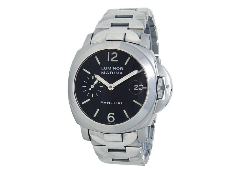 Panerai Luminor Marina Automatic Stainless Steel Men's Watch Automatic PAM00050