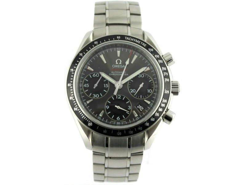 OMEGA SPEEDMASTER DAY DATE 323.30.40.40.06.001 AUTOMATIC CHRONOGRAPH MENS WATCH