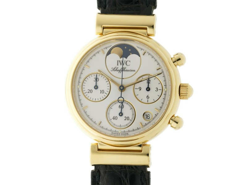 Iwc Da Vinci IW3735 Gold 29mm  Watch