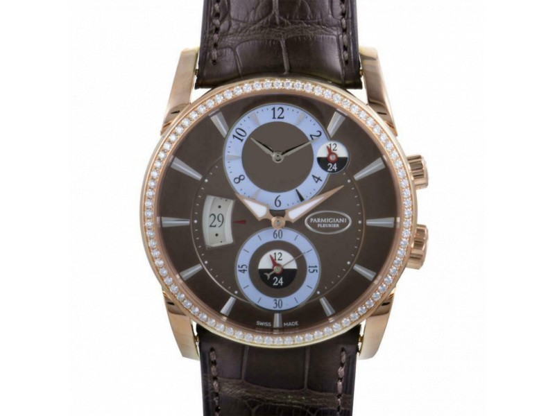 Parmigiani Fleurier Tonda PFC231-1 Gold  Watch