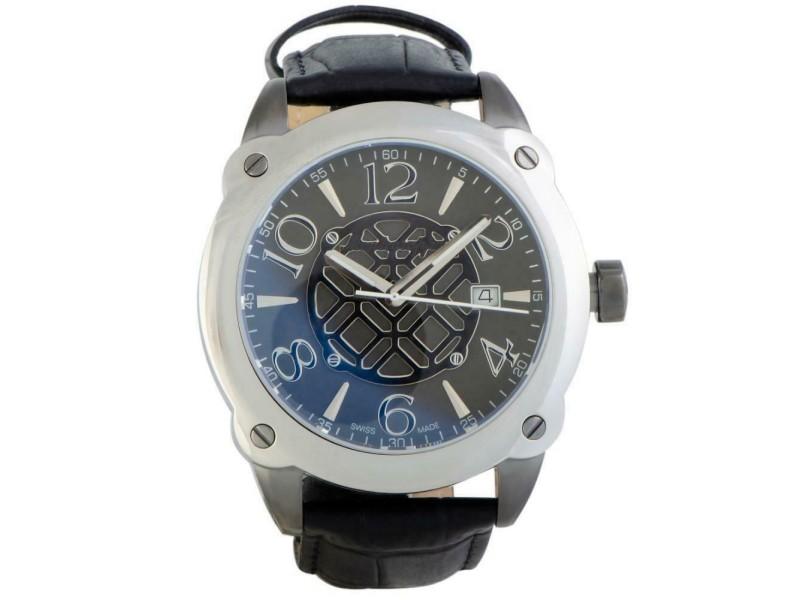 Montegrappa Fortuna IDOMWAIC Steel  Watch