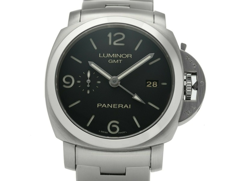 Panerai Luminor PAM00329 Steel 44mm  Watch