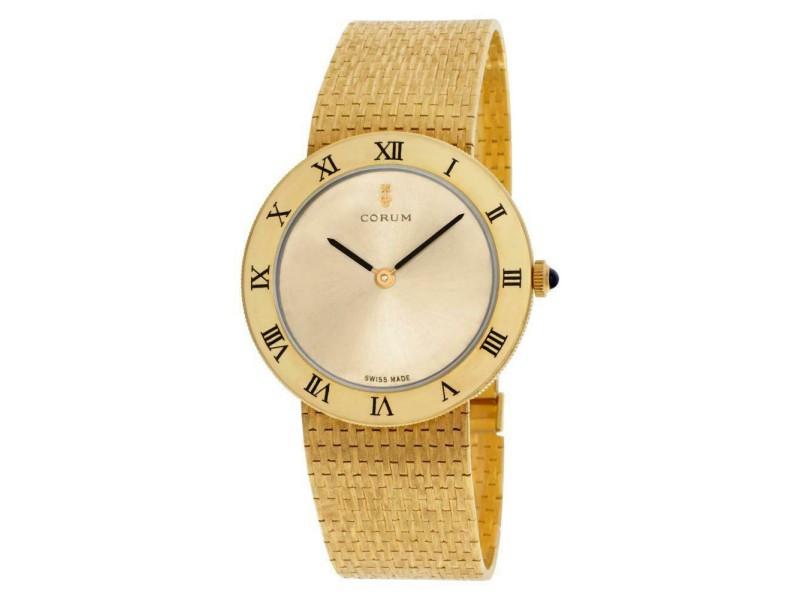 Corum Classic 57104-10 Gold 34.0mm  Watch