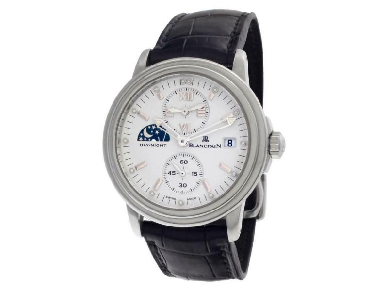 Blancpain Leman 2160-112 Steel 36.0mm  Watch