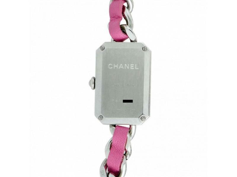 Chanel Premiere H4557 Steel Women's Watch
