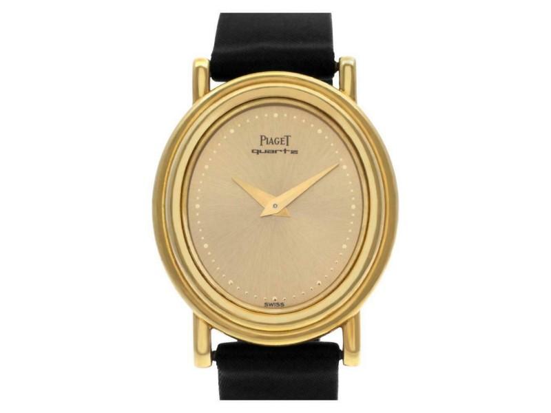 Piaget Classic 7358 Gold 27.0mm Women's Watch