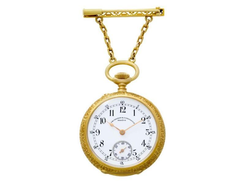 Vacheron Constantin Pocket Watch 185030 Gold 32.5mm Women's Watch