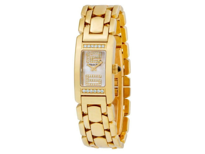 Audemars Piguet Promesse 6736BA.Z Gold 24.5mm Women's Watch
