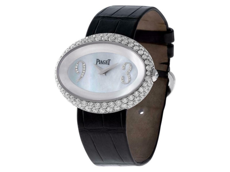Piaget  P10213 Gold 31.0mm Women's Watch
