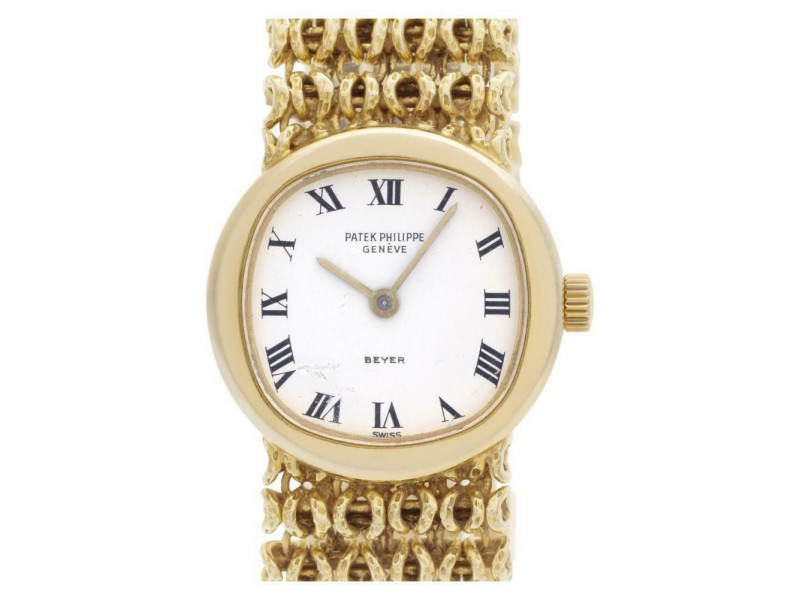 Patek Philippe Ellipse 4188-2 Gold 21.0mm  Watch