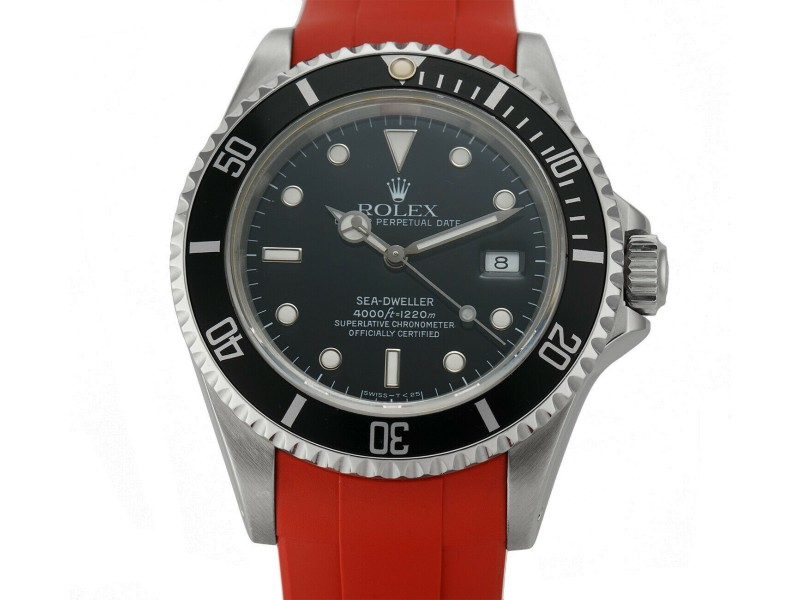 Rolex Sea-dweller 16660 Steel 40mm  Watch