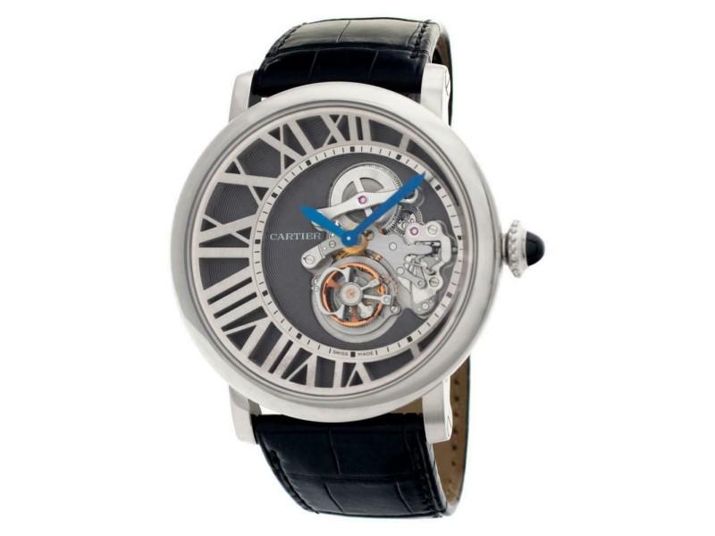 Cartier Rotonde De Cartier W1556214 Gold 46.0mm  Watch