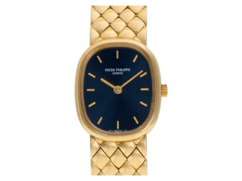 Patek Philippe Ellipse 4764/011 Gold 23.5mm Women's Watch